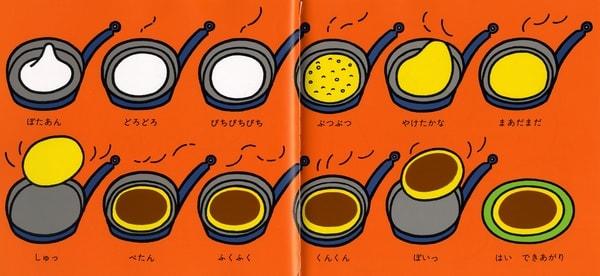 絵本「しろくまちゃんのホットケーキ」